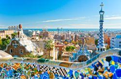 Lua-de-mel em Barcelona