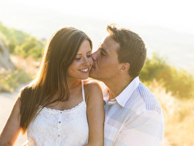 Uma reportagem completa de casamento con Jennifer e Luis