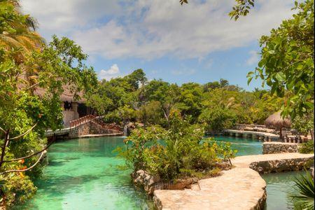 10 destinos imprescindíveis para desfrutar na Riviera Maya