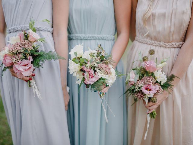 5 coisas que não deves exigir às tuas damas de honor