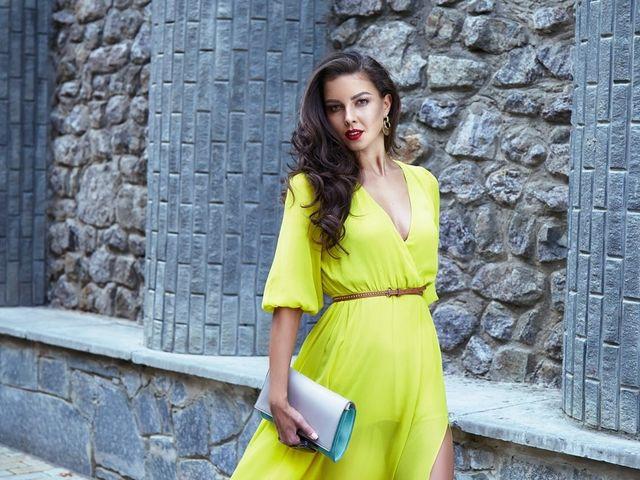 Teste: Qual é a cor ideal para o teu vestido de cerimónia?
