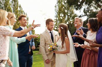 O que devem saber da família dos noivos antes de casar