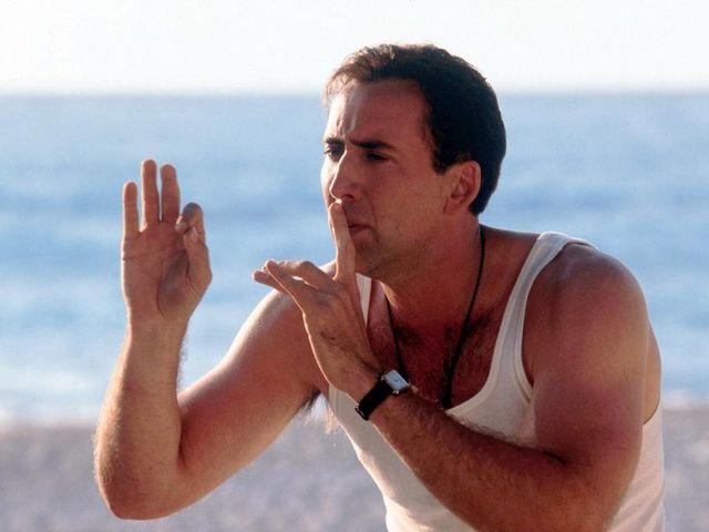 Nicolas Cage a caminho do altar? Tudo indica que sim!