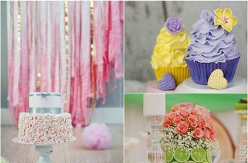 10 combinações de cor para inspirar o teu casamento