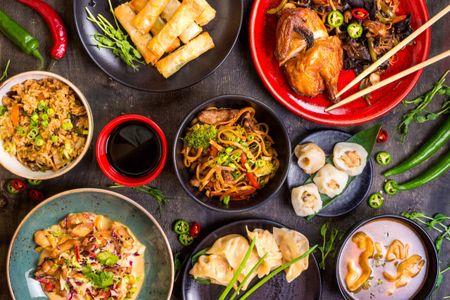 6 pratos asiáticos que vão fazer sucesso no vosso buffet