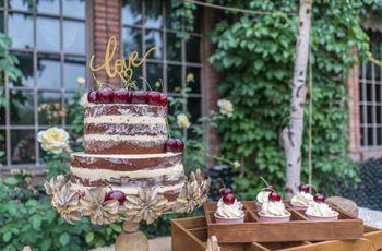 5 Bolos de casamento originais: tendências 2017 para o teu dia