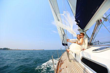 Querem casar num barco? Eis o que precisam de saber...
