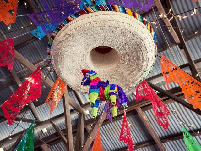 Casamento com espírito mexicano: diversão garantida!