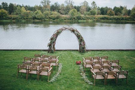 Casam-se ao ar livre? Inspirem-se nestes 30 altares