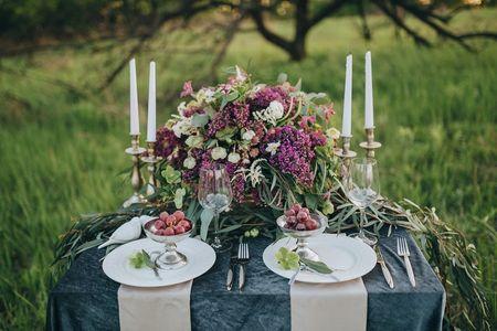 8 ideias originais para a decoração da sweetheart table
