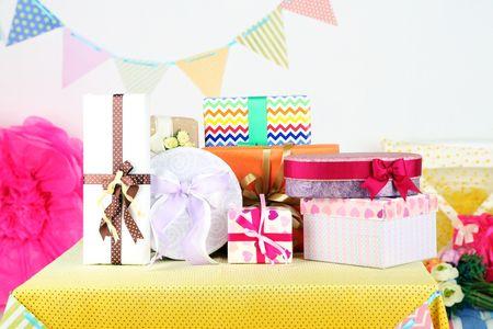 O que é proibido colocar na lista de presentes?