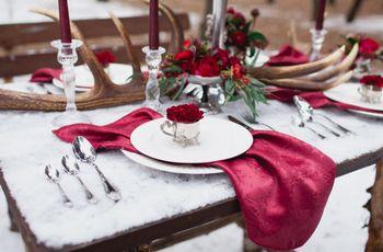 Mesas inspiradas no Natal: 4 propostas mágicas