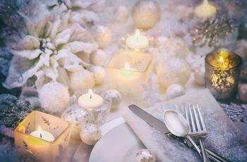 Cores e tendências para um casamento no Natal