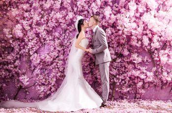 As melhores cores para o teu casamento e o seu significado