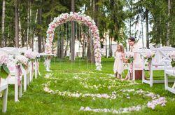 16 ideias de como decorar o altar ao ar livre