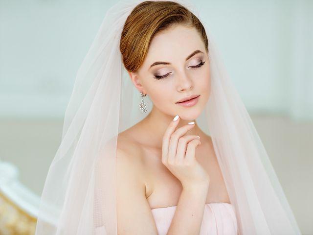 Véu cor de rosa: romanticismo e ousadia num único acessório!