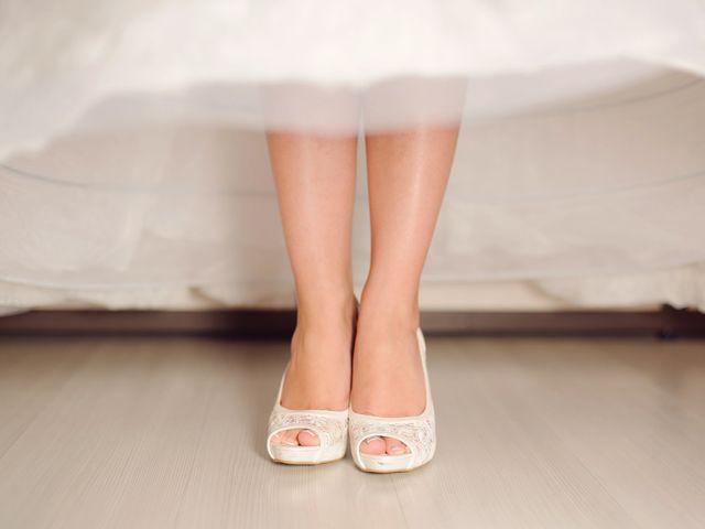 Vestidos de noiva de tamanho midi: a tendência do momento!