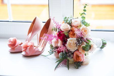 Que sapatos de noiva deves usar, segundo a tua personalidade?