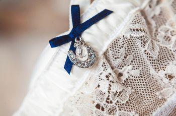 Amuletos da sorte para o casamento