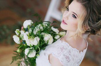 Ballayage, fallayage, babylights e sombre: as novas tendências de coloração para a noiva 2018!