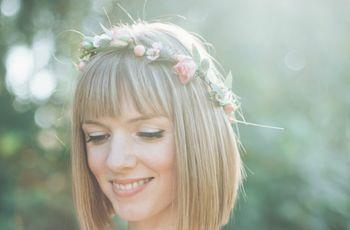 4 conselhos para deslumbrares com cabelo solto no teu casamento