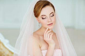 Que tipo de maquilhagem deves usar no teu casamento?