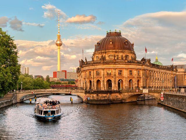 Lua-de-mel em Berlim: descobre as principais atrações