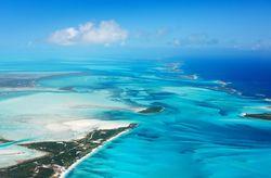 Lua-de-mel nas Bahamas