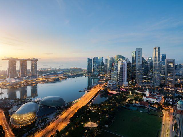 Lua de mel em Singapura, a cidade-jardim mais futurista do mundo
