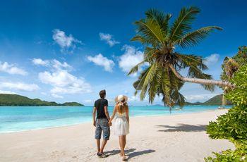 Lua de mel das Seychelles: tudo o que deves saber
