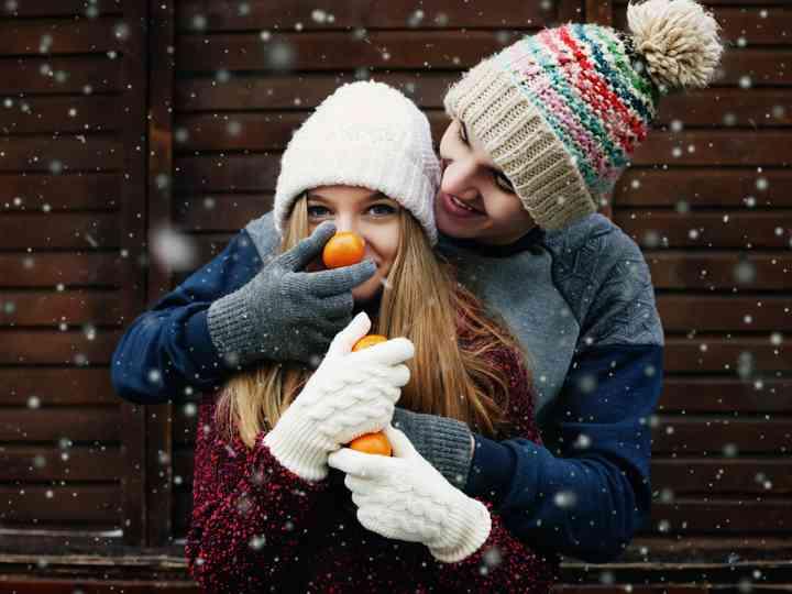 A playlist mais romântica para este Natal