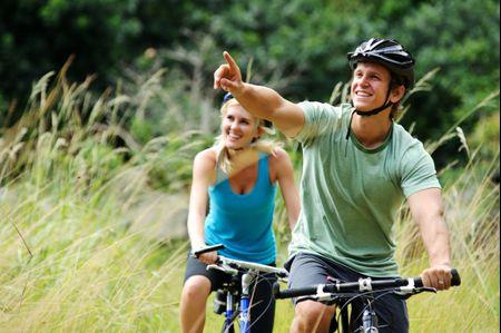 Vida a dois: passar da vida junk à vida fitness