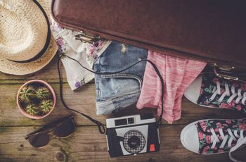 Como otimizar espaço na mala da lua de mel? 5 dicas a não perder