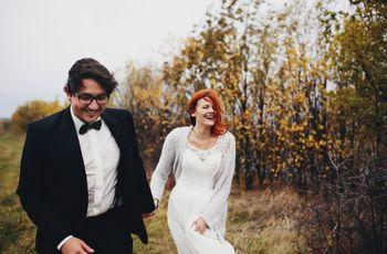 Casamento original? 15 Formas de inovar nas tradições
