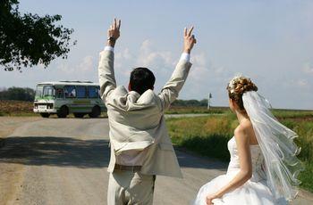 10 vantagens de contratar um autocarro para o teu casamento