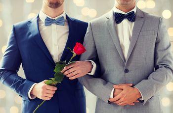 Protocolo de entrada em casamentos gays