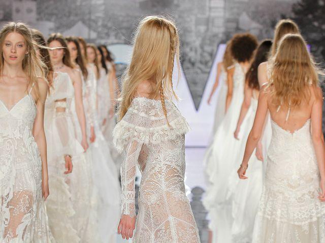 Vestidos de noiva YolanCris 2018: a inconfundível essência bohemian