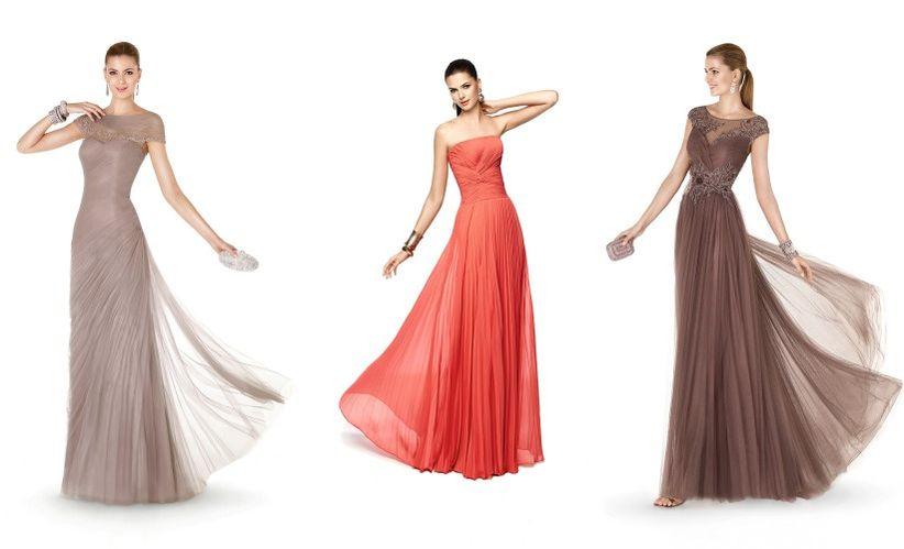 ... podes deixar de ver os novos vestidos de festa Pronovias para 2015