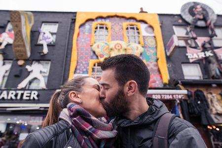 Susana e Paco: um pedido de casamento sorpresa em Londres