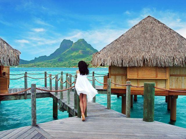Lua-de-mel em Bora Bora: 8 coisas que não podes esquecer