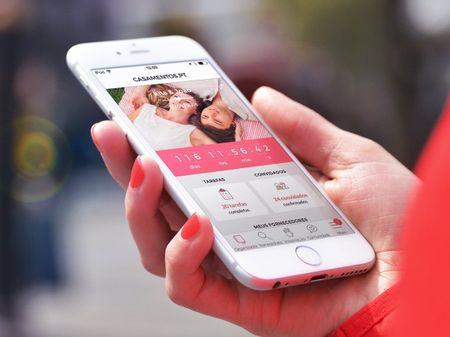 Organiza o teu casamento com o teu telem�vel