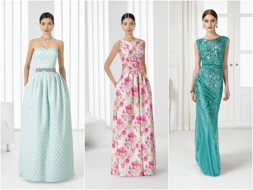 228b2ddee2 Ir a um casamento é uma excelente oportunidade para vestir algo fora do  comum. Se gostas de vestidos de festa compridos