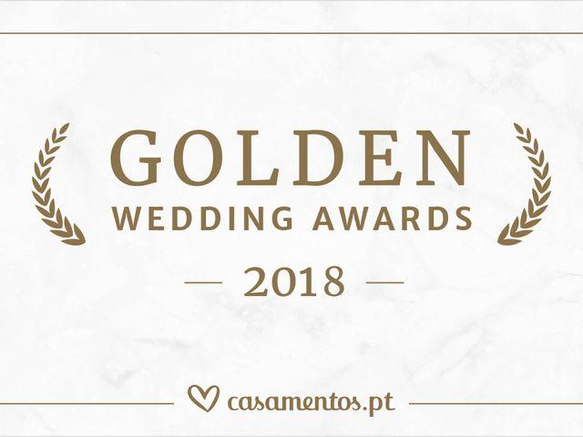 Golden Wedding Awards 2018: conhece a lista dos premiados!