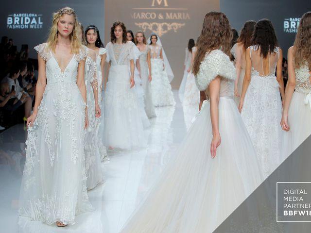 Marco & María 2019: vestidos de noiva que são autênticos poemas