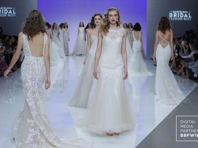 Lucienne Collection: os vestidos de noiva de Maggie Sottero para 2019