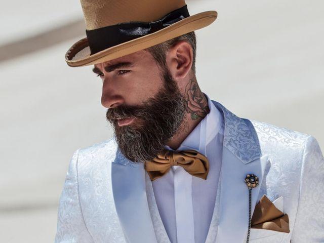 Fatos Petrelli Uomo: sedução e requinte para os noivos de 2019