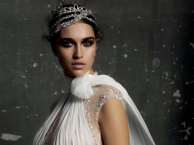 Tendências vestidos de noiva para 2018