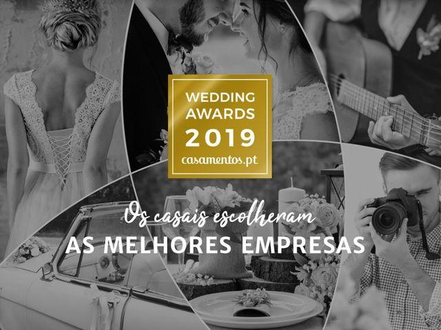 Venham descobrir os premiados da 6ª edição dos Wedding Awards