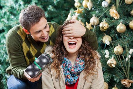 O primeiro Natal como marido e mulher
