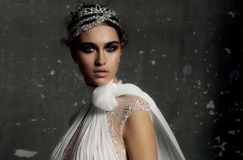 Tendências de vestidos de noiva para 2018
